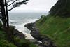 Devil's Churn on the central Oregon Coast on a very cloudy, overcast day.<br /> D200_2007-07-20DSC_2562-DevilsChurn-2 copy.jpg