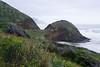 US 101 Oregon Coast Road at Ocean Beach near Heceta Head, Oregon<br /> July 2007<br /> <br /> Copyright © 2007 Rick Kruer<br /> rickkruer.com<br /> <br /> D200_2007-07-20DSC_2575-RoadUS101OceanBeachNearHecetaHead-2.psd