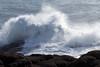 The waves crashing at Boiler Bay.<br /> D200_2007-07-09DSC_1371-BoilerBayWavesCrashing-2.jpg