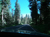 The road on CA120 after we leave Olmsted Point on our way west toward the Merced River in Yosemite.<br /> <br /> P7021190-RoadYosemiteRoute120-2.jpg