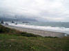 Eileen's wide, nice photo of the storm clouds and windblown surf at Port Orford, Oregon.<br /> P7211776-PortOrfordWide-2.jpg