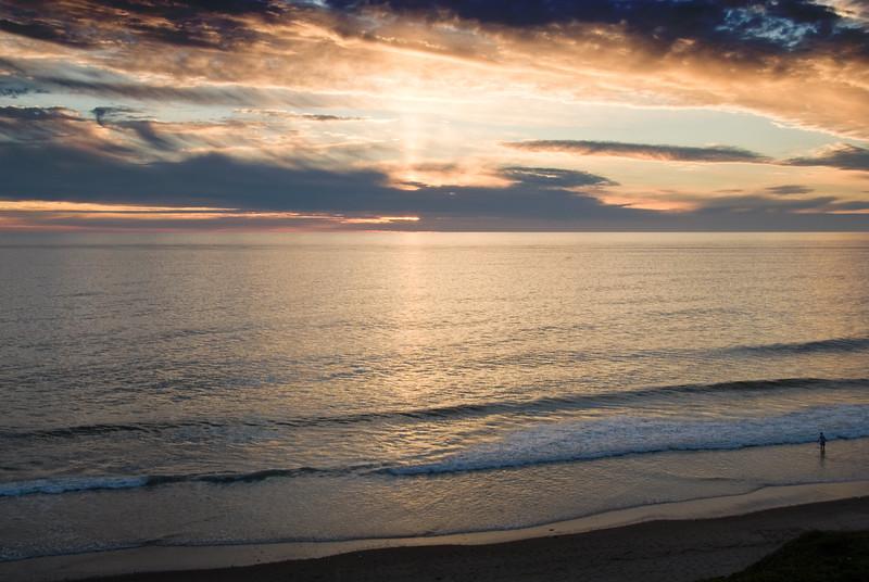 Fisherman at Sunset<br /> Gleneden Beach, Oregon<br /> July 2007<br /> <br /> Copyright © 2007 Rick Kruer<br /> rickkruer.com<br /> <br /> D200_2007-07-13DSC_1849-1844FishermanSunset-Montage-2.psd