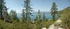 Lake Tahoe Panorama (5 photos)<br /> <br /> Copyright © 2008 Rick Kruer<br /> rickkruer.com<br /> <br /> D200_2008-07-23DSC_7434--7438-LakeTahoePan-2.psd