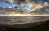 Oregon Coast Stormy Sunset Clouds Panorama (7 photos DSC_0530--0536)<br /> Central Oregon Coast, Gleneden Beach, Oregon<br /> July 2011<br /> <br /> Copyright © 2011 Rick Kruer<br /> rickkruer.com<br /> <br /> D7000_20110713_2011_DSC_0530--0536-OregonCoastSunsetCloudsPanorama-2.PSD
