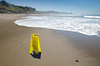 Patrick's Idea for a Funny Photo... Wet Floor Sign<br /> Cavalier Beach Seafoam on the Central Oregon Coast<br /> Glenededen Beach, Oregon<br /> July 2011<br /> <br /> Copyright © 2011 Rick Kruer<br /> rickkruer.com<br /> <br /> D7000_20110710_1406_DSC_0434-CavalierBeachSeafoamSouth-WetFloorSignOverlay-nice-2.PSD