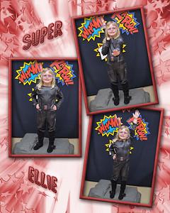 Ellie - 3 photo collage
