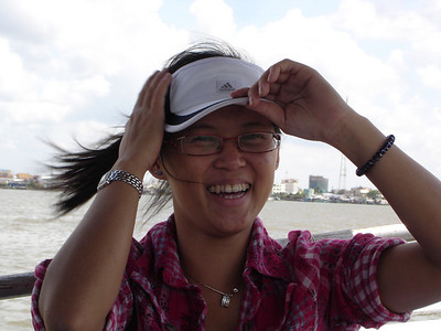 Ms Ngo is one of the tour guides that we use in HCMC (Saigon) and places south.