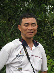 Mr. Phuoc is one of the tour guides that we use while touring in the center part of Vietnam (I-Corps, II-Corps).