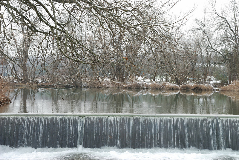 Jordan Creek, Wehr's Dam