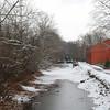Near the Ice House