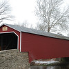 Kreidersville Bridge<br /> <br /> This bridge crosses the Hokendauqua Creek and is the oldest covered bridge in the Lehigh Valley and one of the oldest in Pennsylvania.