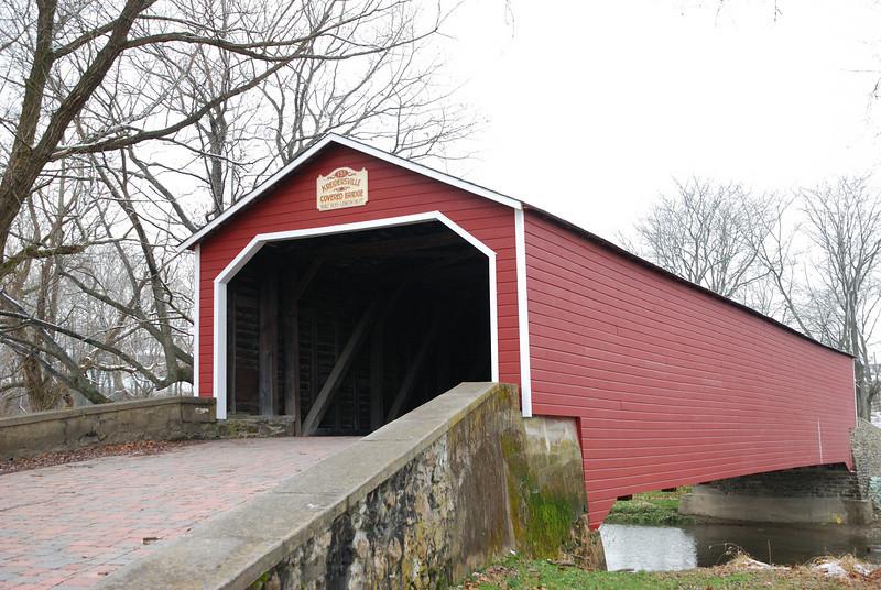 Kreidersville Bridge