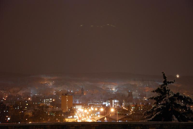 Bethlehem at Night