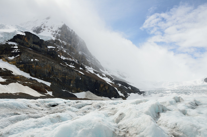 Columbia Icefield/Athabasca Glacier