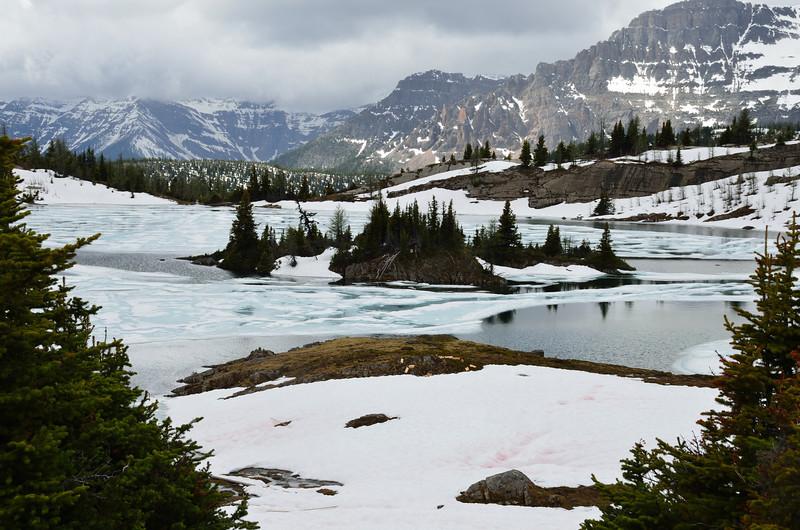 Rock Isle Lake, Sunshine Meadow