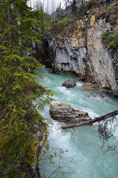 Marble Canyon - Kootenay National Park