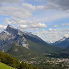 Mt. Rundle and Banff