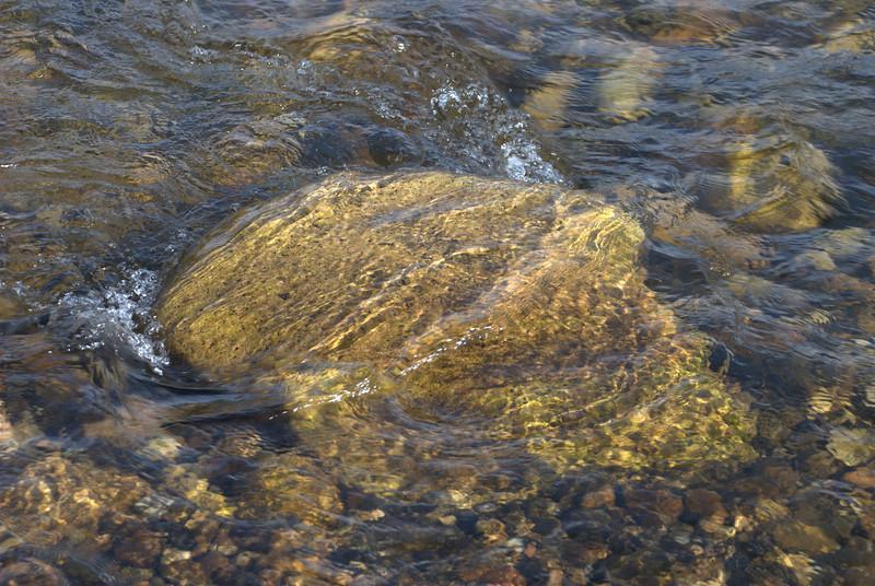 River rock, Salmon River