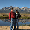 Our 09/09/09 photo, just before leaving Stanley, Idaho.  The photo turned out to be DSC_0909.jpg.