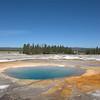 Opal Pool - Midway Geyser Basin