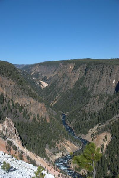 Views along Canyon Loop Road