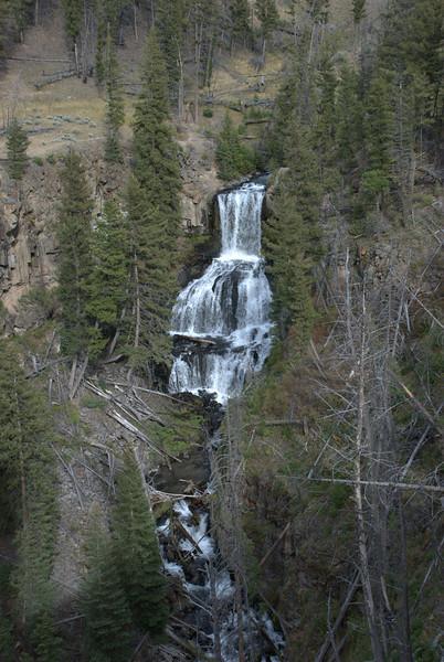 Undine Falls, Yellowstone