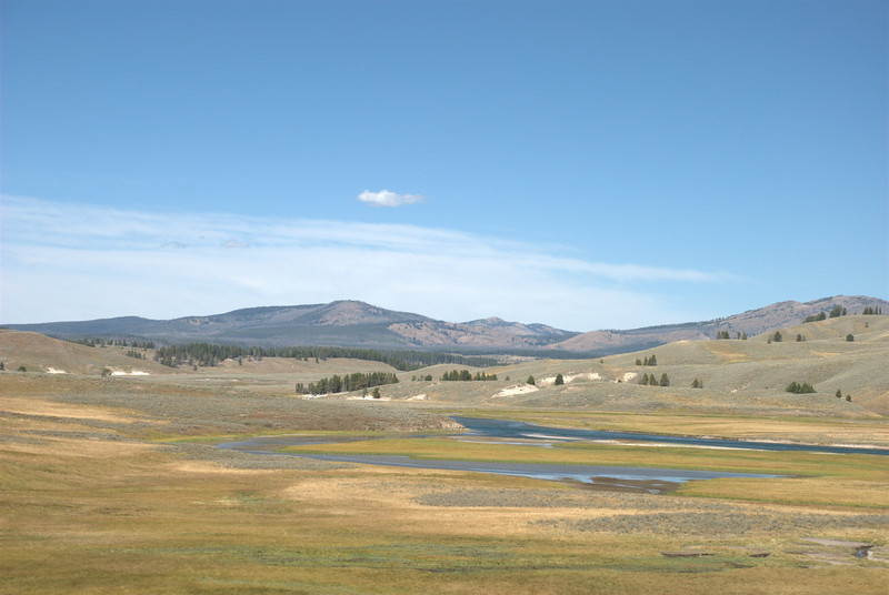 Hayden Valley, Yellowstone