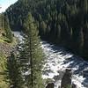 Mesa Falls near Ashton, Idaho