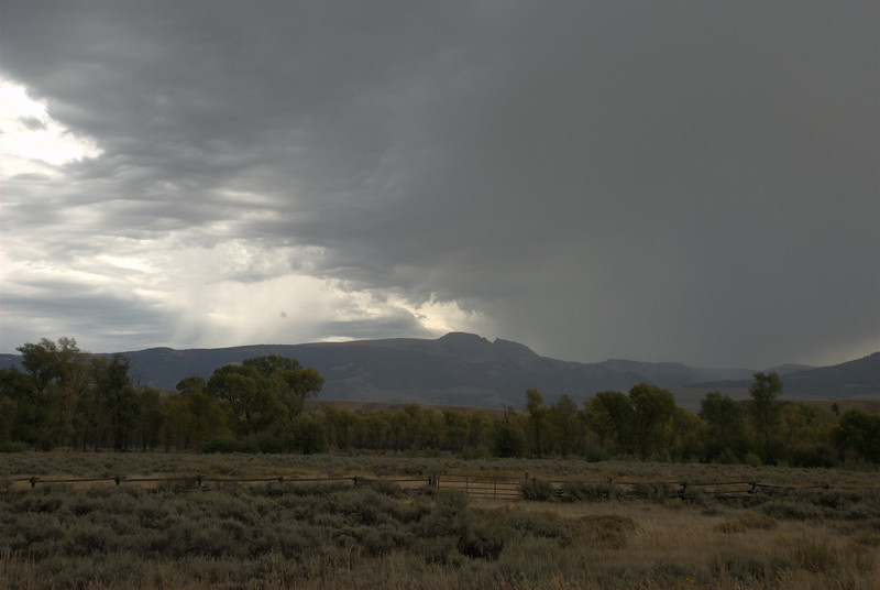 Near Jackson, Wyoming
