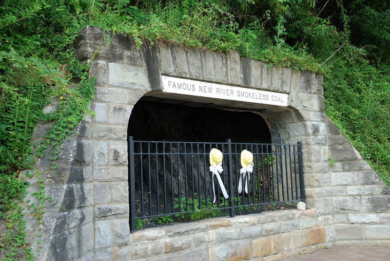 Upper Big Branch Mine Memorial - Mount Hope, WV