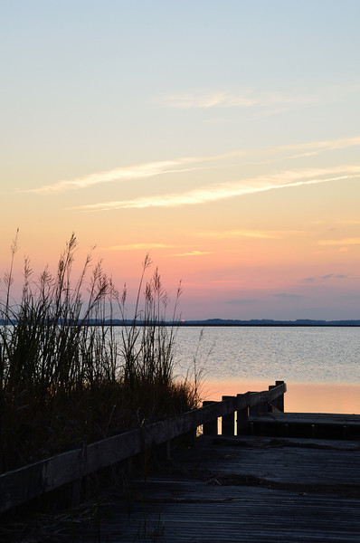 Sunset near Duck, NC