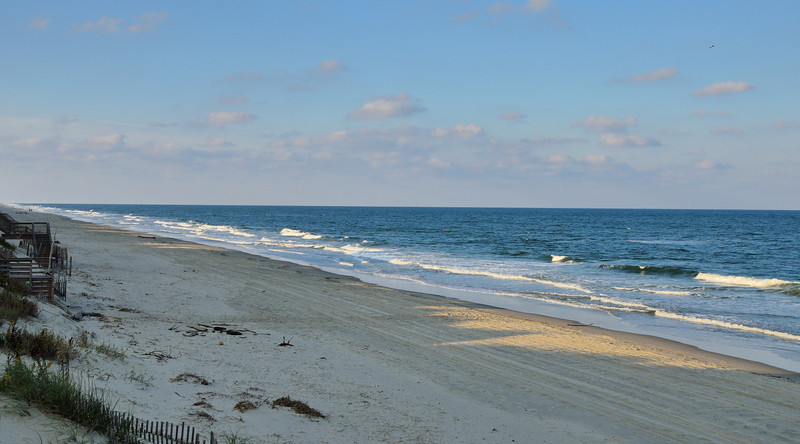 Corolla, NC beachfront.