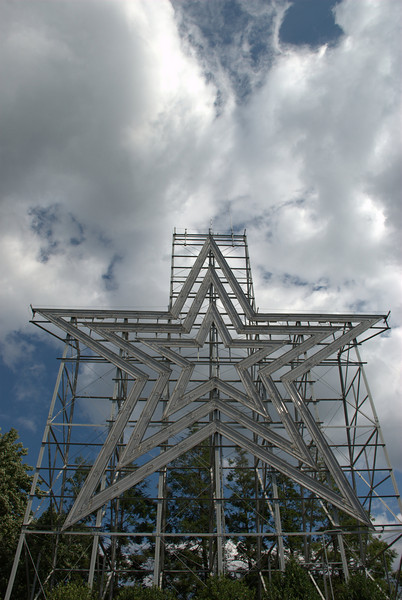 Roanoke Star at Mill Mountain