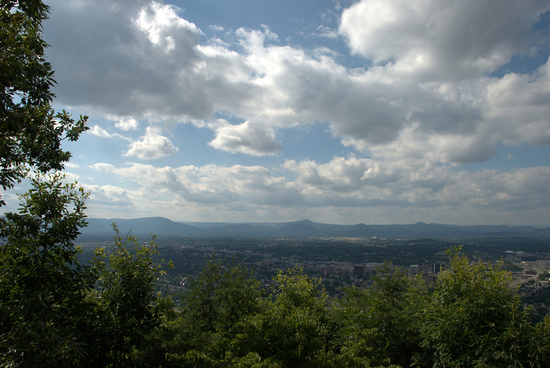 View over Roanoke