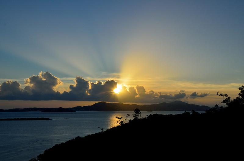St. John Sunset