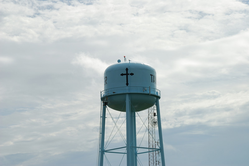 Tangier Island Water Tower