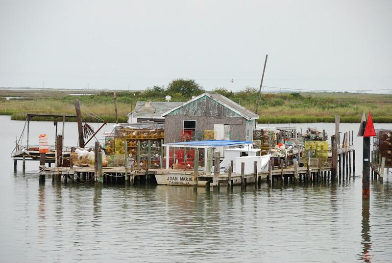 Tangier Crab Shanties