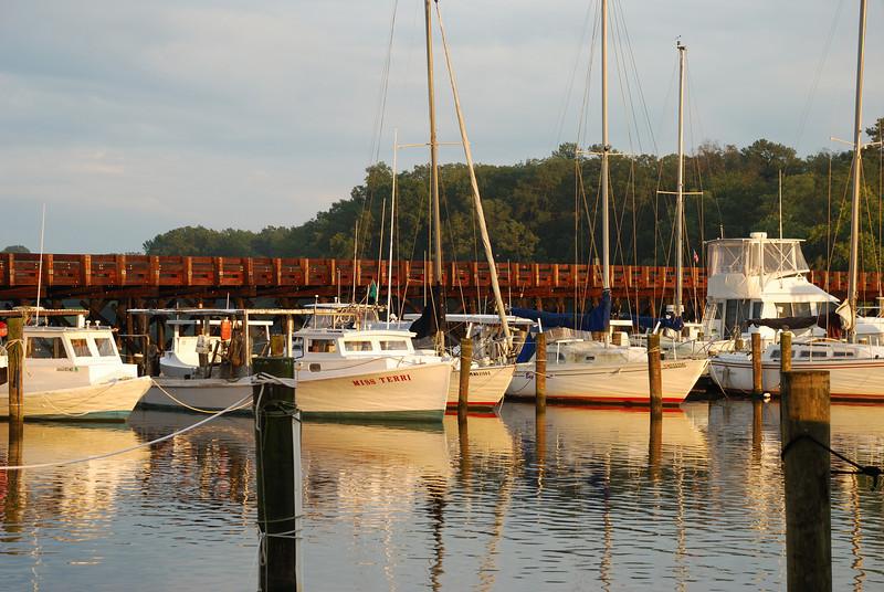 Suicide Bridge Marina on Cabin Creek - Hurlock, Maryland