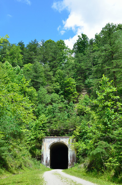 North Bend State Park, Rail Trail, Cairo, WV