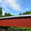 Staats Mill Covered Bridge - Ripley, WV