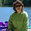 Lynne at Boley Lake