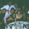 Pity about the photo quality (this was another disposable camera job) - an otherwise great photo of long time school/uni friends + Sabine and Alberto!