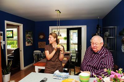 Damian & Melissa May 8 2009 100