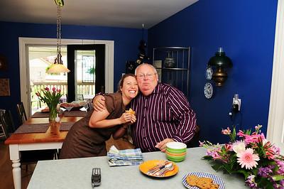 Damian & Melissa May 8 2009 098