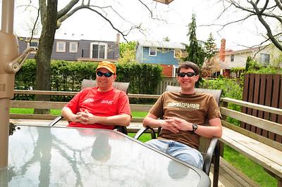 Damian & Melissa May 8 2009 034