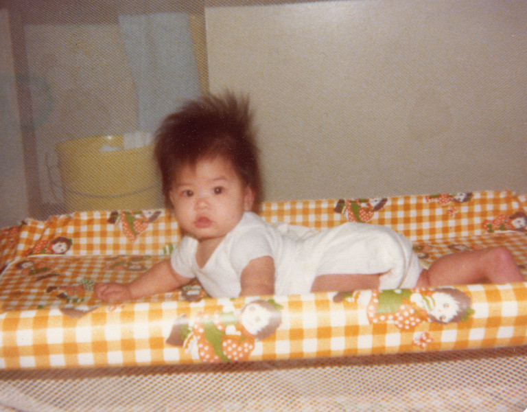 01 - Charina as a baby 1