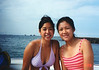 33 - 1996 Charina and Maya in Maui 02