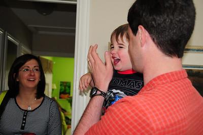 Damian & Melissa May 9 2009 006