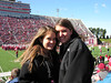 Heartbreakers...<br /> B and H at the IU/MSU homecoming game 2006.