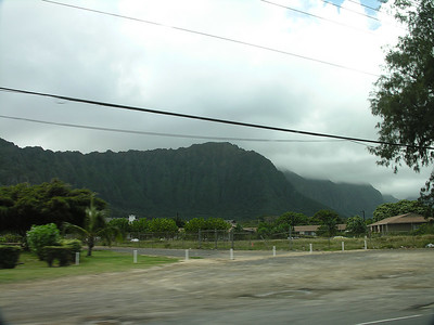 Lloyd and Roger show us Oahu.